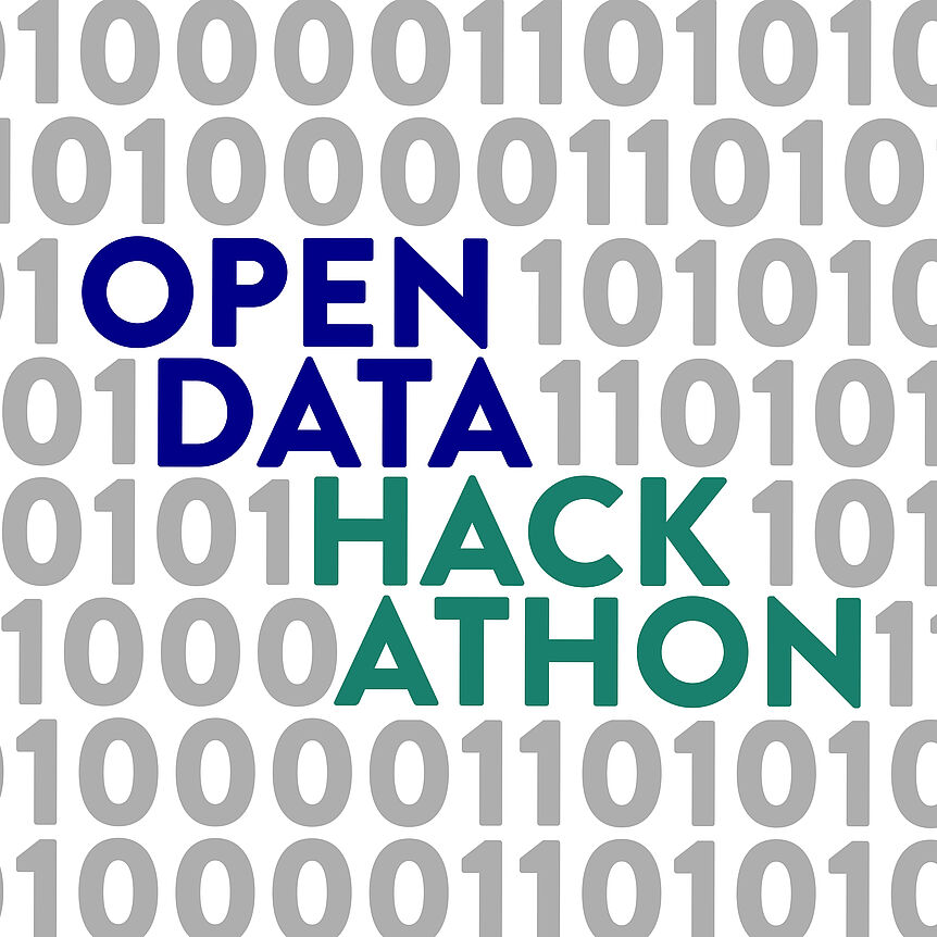 "Bild: ""Open Data Hackathon"" von Sandra Lehecka, lizenziert mit CC BY 4.0, https://creativecommons.org/licenses/by/4.0/, Änderung hier: beschnitten"