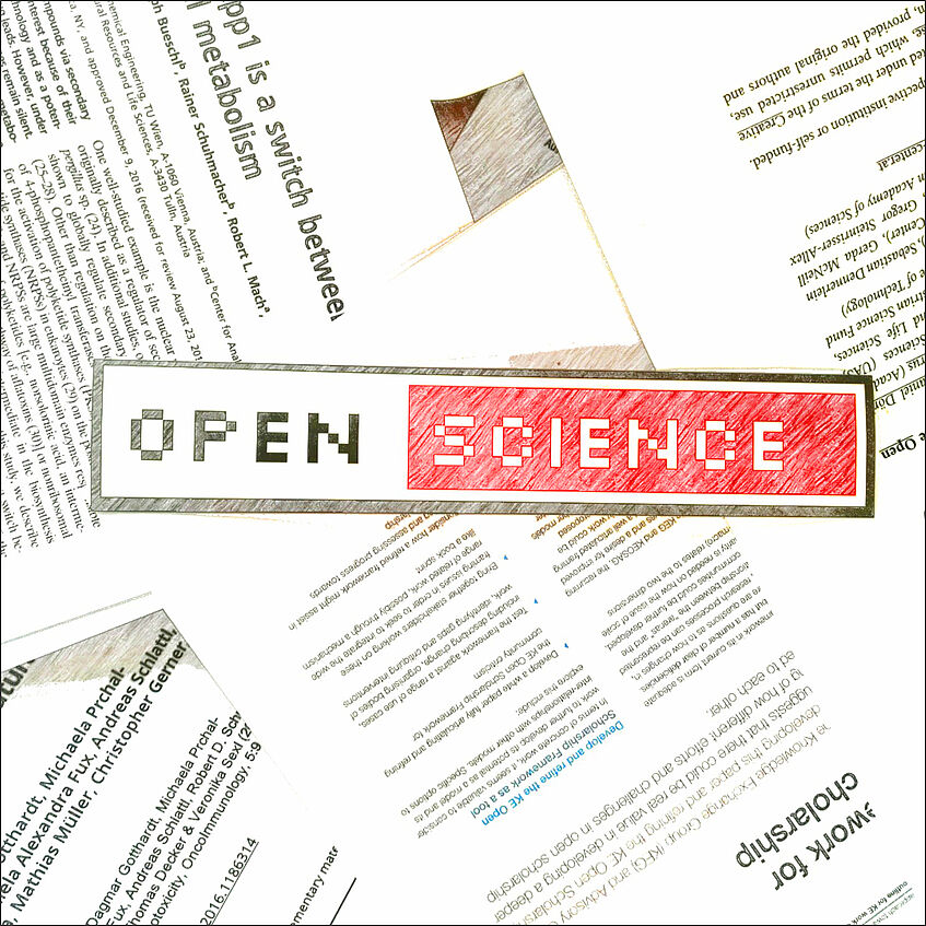 photo about 30.07 Sign Printable named OANA Open up Science Community Austria